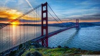 At San Francisco Wallpaper 1920x1080 Sunrise At San Francisco