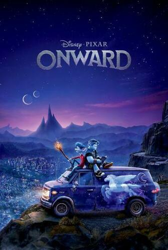 Onward 2020 Movie Trailer Release Date Disney Australia