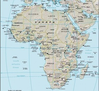 Africa Map Wallpaper wallpaper wallpaper hd background desktop