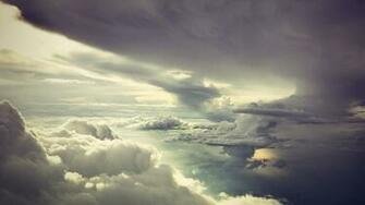 Storm clouds brewing HD Wallpaper 1920x1080