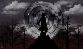 Sasuke Uchiha Rinnegan [Moon Eye] Wallpaper by SuzukeAmaterasu on