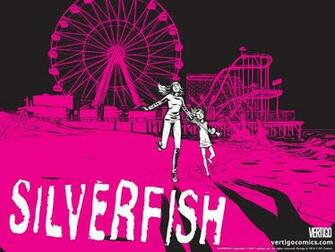 Vertigo Comics images Silverfish Official Vertigo Wallpapers HD