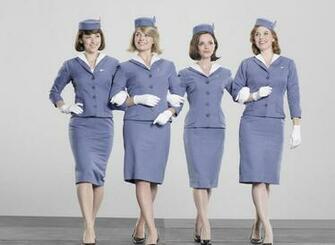 Photo Pan Am Flight Attendants Hd Wallpaper Wallpaper