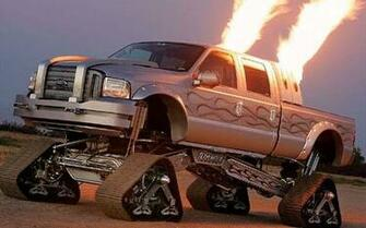 Awesome Jacked Up Trucks Pinterest