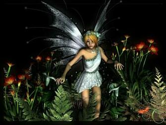 HD wallpapers Download 3D Fairy angels HD wallpapers 1400x1050