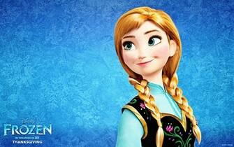 Disney Wallpapers   Princess Anna   Walt Disney Characters Wallpaper