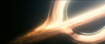 Interstellar Blackhole 2 Wallpaper 2560 x 1080 by ABAthedude