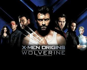 X Men Origins Wolverine   Rakshasa friends fondo de pantalla