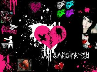Cool Emo Background Wallpapers