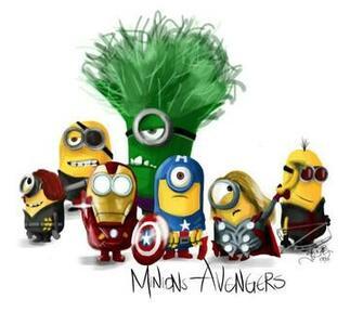Minions Avengers