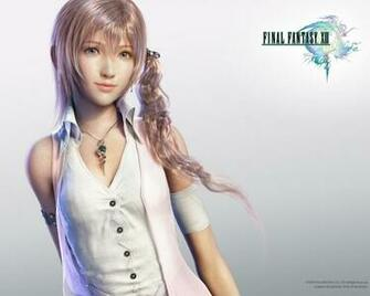 Final Fantasy XIII Wallpapers   Final Fantasy FXN Network