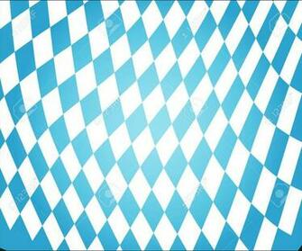 Texture Of The Bavarian Flag Background Oktoberfest Background