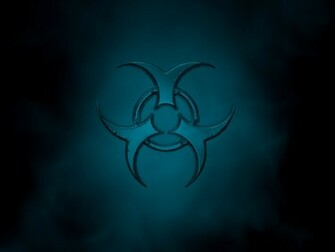 Biohazard Symbol Hd Wallpaper PicsWallpapercom
