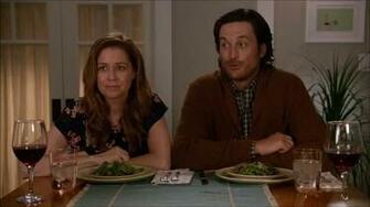 Jenna Fischer Oliver Hudson talk new ABC comedy Splitting Up