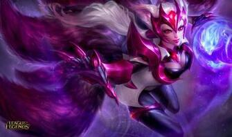 Challenger Ahri   League of Legends Wallpapers
