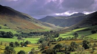 Lake District England wallpaper   136988