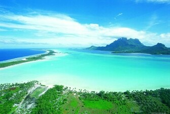 Bora Bora Wallpaper Download Wallpaper DaWallpaperz