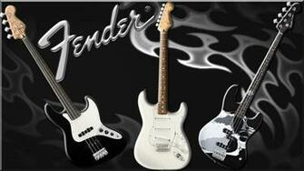 FENDER BASS GUITAR WALLPAPER   130689   HD Wallpapers