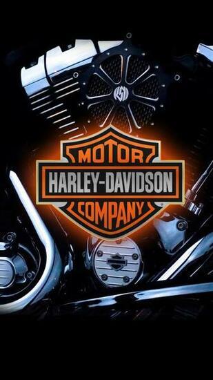 Harley Davidson 1080 x 1920 HD Wallpaper