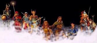 Margaret Weis y Tracy Hickman se llama Crnicas de la Dragonlance