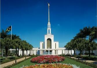So Paulo Brazil Temple