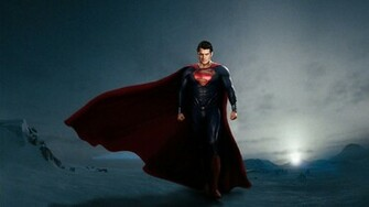 Superman in Man of Steel Wallpapers HD Wallpapers