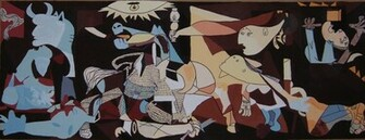 Guernica High Resolution Guernica by leichenengel