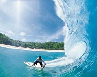 views and atmosphere you breathe are exceptional We recommend surfing