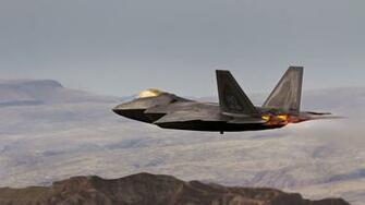 F 22 vehicles aircraft airplane plane weapon military air