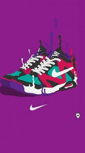 Nike basketball shoes iPhone 6 Wallpaper HD Wallpapers For iPhone 6