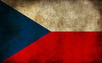 Czech Republic Grunge Flag BUZZERG