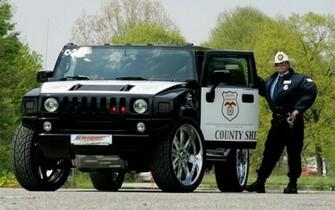 Hummer Police Car Wallpaper HD Car Wallpapers