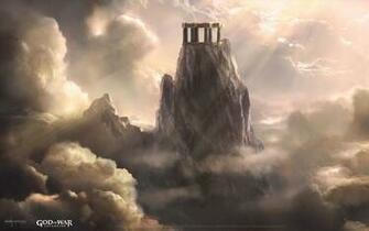 Mt Olympus   God of War Ascension   Mystery Wallpaper