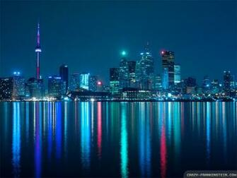 Wallpaper Night Toronto wallpapers