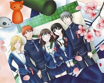 Fruitsbasket Wallpaper 4