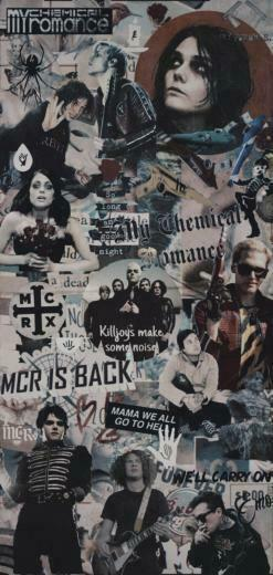 Pin by A L on my chemical romance in 2020 My chemical romance