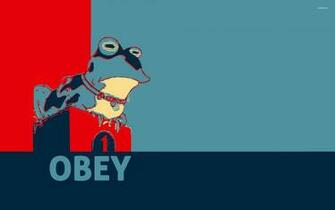 Obey wallpaper   Vector wallpapers   28683