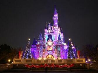 Disney Castle Wallpaper HD wallpaper background
