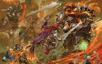 Download the Dungeons and Dragons Wallpaper Dungeons and