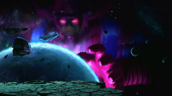 Gallery For Galactus Wallpaper
