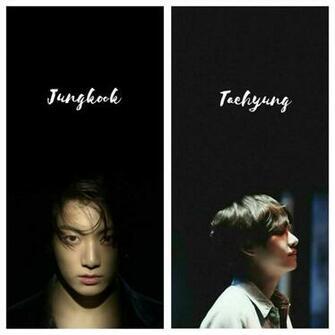Jungkook And Taehyung Wallpapers V K O O K Amino