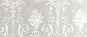 Josette WhiteDove Grey Damask Wallpaper at Laura Ashley