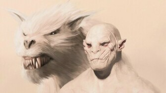 Azog The Defiler The Hobbit wallpapers HD   449477