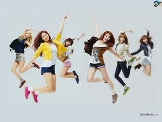 After School 1024x768 Wallpaper 16
