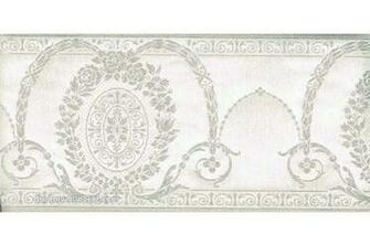 Home Green Decorate Molding Wallpaper Border