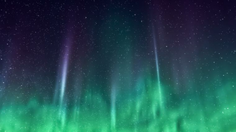 iOS 7 Green Nebula Wallpaper for Desktop by T0j