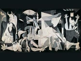 Guernica Art Guernica Wallpaper Guernica Art Print
