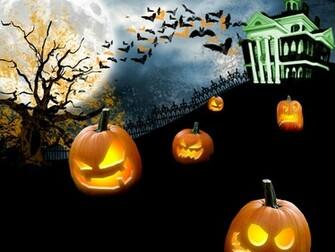 Halloween desktop wallpaper 3