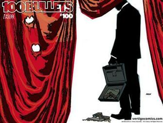 100 Bullets Official Vertigo Wallpapers   Vertigo Comics