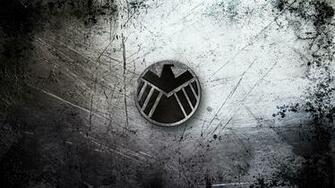 Cartoon Comic S H I E L D  Avengers Marvel Logo 64184jpg